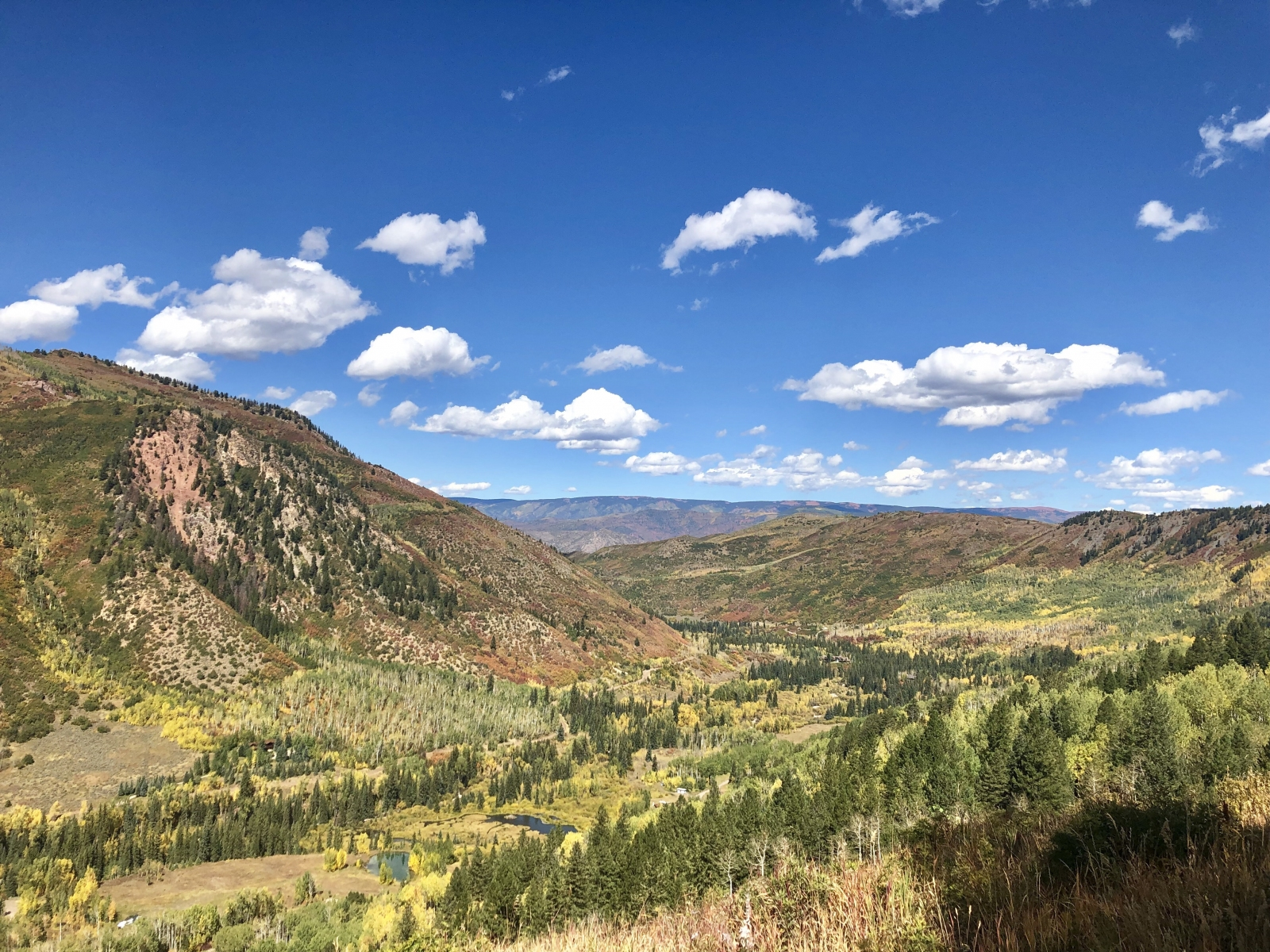 Colorado Fall Snowmass